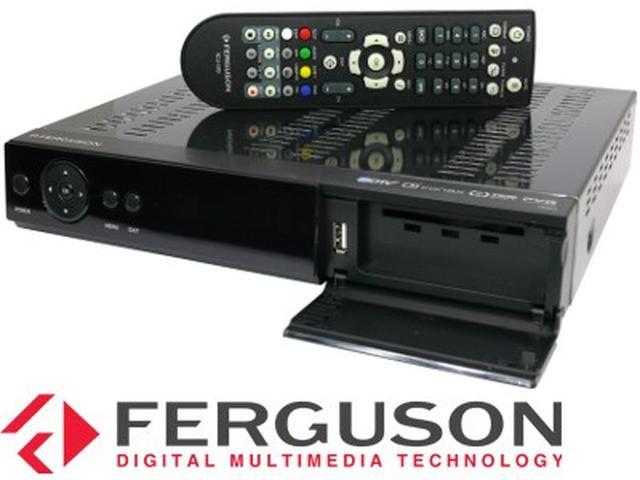 Ferguson Ariva 100E - test tunera cyfrowego