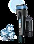 Braun °CoolTec – pierwsza na świecie golarka   z technologią aktywnego chłodzenia