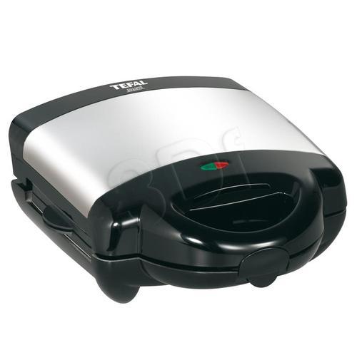 Opiekacz wielofunkcyjny Tefal SW 6058 (850W Czarno-srebrny)