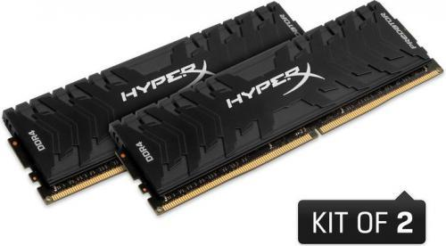 Kingston Predator DDR4, 2x8GB, 2666MHz, CL13 (HX426C13PB3K2/16)