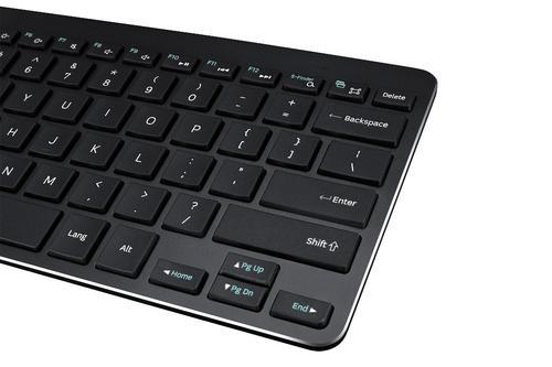 Samsung Uniwersalna klawiatura Bluetooth do tabletów - czarna