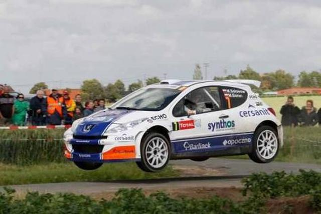 GEKO YPRES RALLY – udany start w Belgii