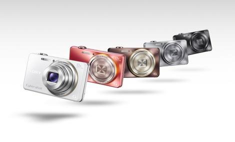 Nowe aparaty Cyber-shot firmy Sony - robią genialne zdjęcia nawet bez lampy