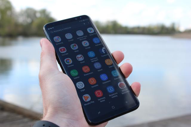 kto przegoni Samsung Galaxy S8 Plus