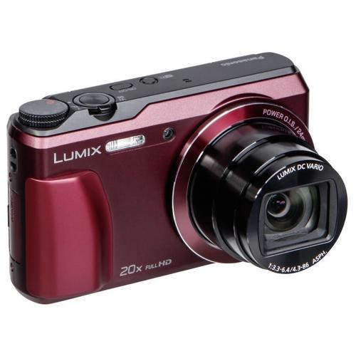 Panasonic DMC-TZ55 red