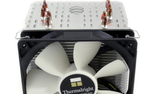 Thermalright Macho HR-02 - wydajny cooler