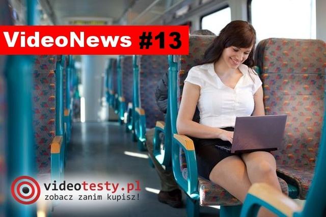 VideoNews #13 - darmowe Wi-Fi w PKP,Olimpiada w Soczi na telefonach oraz wiele gier