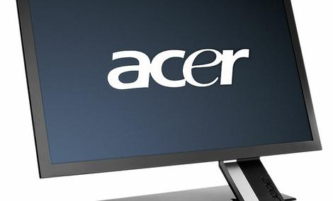 Monitor Acer S235HL w połączeniu z grą Need for Speed Shift 2