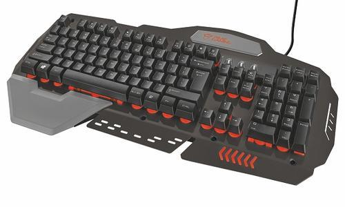 Trust Gaming Metal Keyboard GXT850