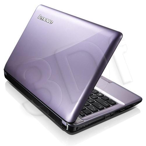 IdeaPad Z360A (FIOLETOWY)