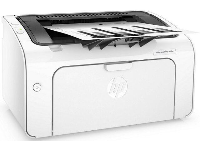 niewielka drukarka laserowa