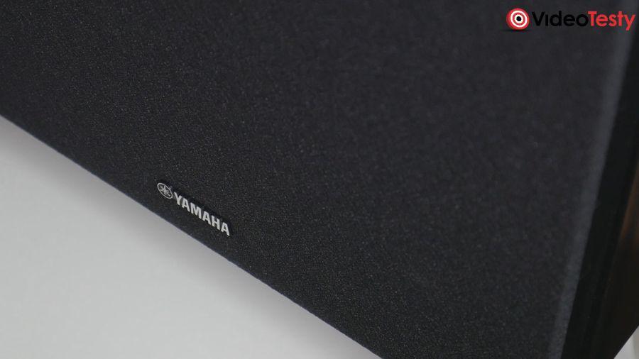 Yamaha Logo na subwooferze sub100