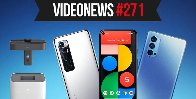 Koniec Ministerstwa Cyfryzacji, premiery Oppo, Xiaomi i Google - VideoNews #271