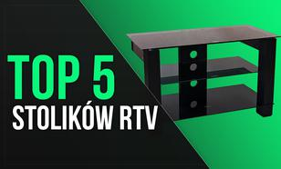 TOP 5 Stolików RTV – Najlepszy Wybór Dla Twojego TV