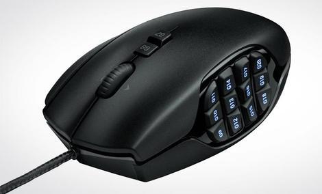 Logitech G 600 MMO Gaming Mouse - rozpakowanie