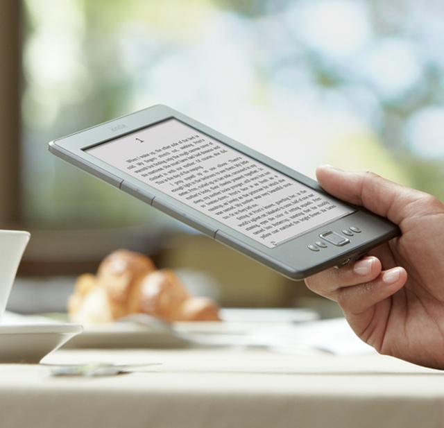 Amazon Kindle 4 - jeden z wiodących czytników e-booków