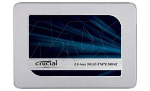 "Crucial CT250MX500SSD1 ( 250 GB ; 2.5"" ; SATA III )"