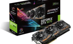 ASUS GeForce ROG STRIX GTX 1070 8GB GDDR5 256 bit