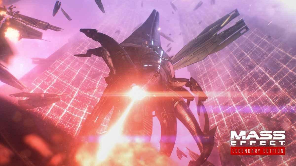 Mass Effect: Legendary Edition - Historia Sheparda