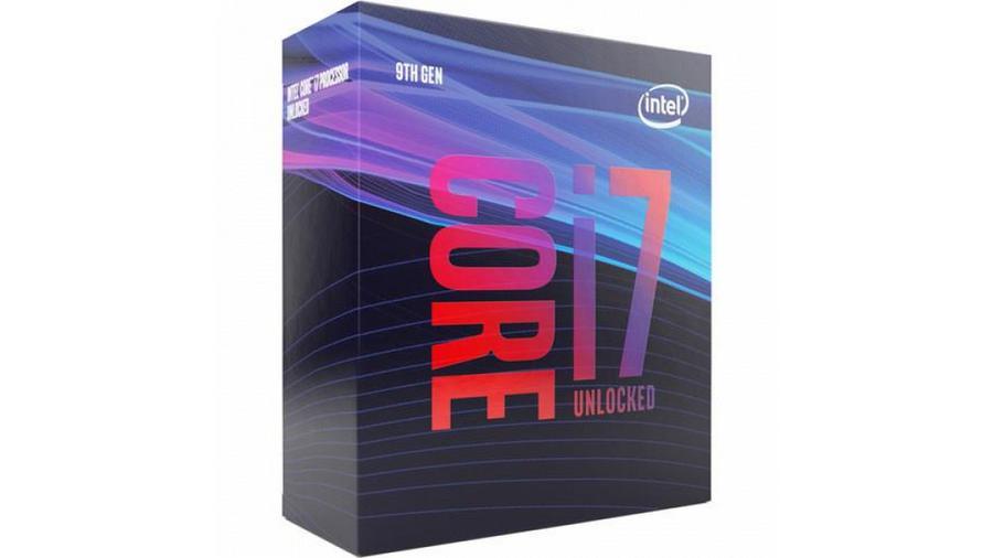 intel Core i7-9700K - procesor do gier z 8 rdzeniami