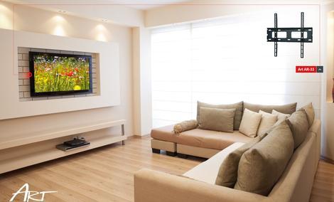 Telewizor W Małym Mieszkaniu - Gdzie Go Umiejscowić?