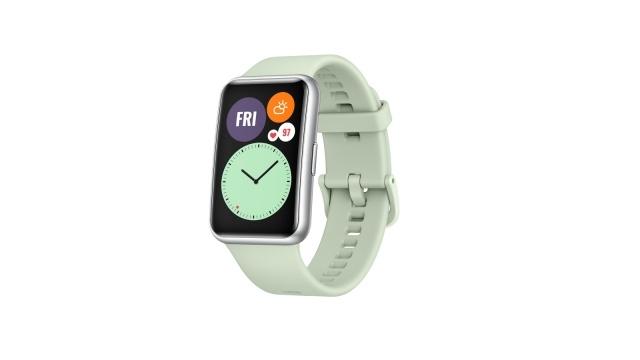 Huawei Watch Fit pojawi się w kolorze zielonym