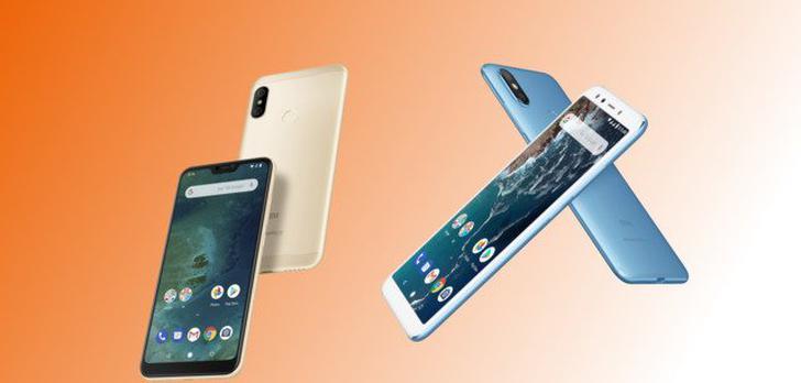 Xiaomi znów chce być lepsze i prezentuje modele Mi A2 oraz Mi A2 Lite