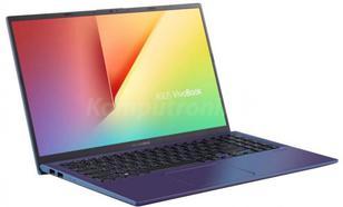ASUS VivoBook 15 R512FA-EJ095 - Niebieski - Windows 10 Pro