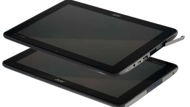 Firma Acer prezentuje tablet ICONIA TAB A700