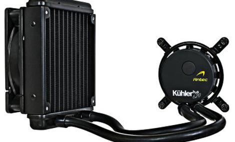Antec Liquid Cooling System H2O 620 - solidne chłodzenie wodne