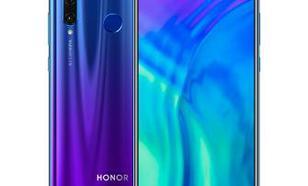 Honor 20 Lite 4+128 (niebieski)