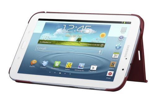 Samsung Etui składane do Galaxy Note 8.0 N5100, N5110, N5120) czerwone