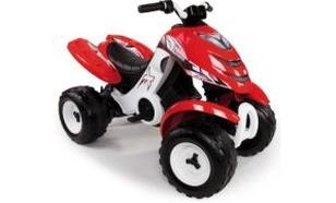 Smoby Quad X Power Czerwony 33048