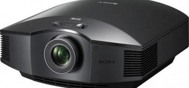 Projektor Sony VPL-HW50ES – profesjonalne kino domowe Full HD 3D