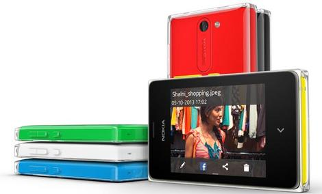 Nokia Asha 500, 502 i 503 - praktyczne telefony dla każdego