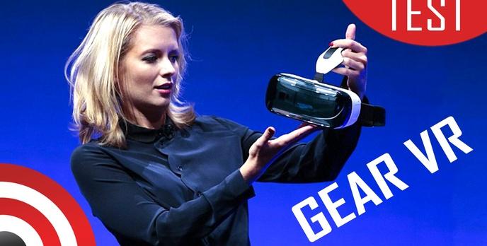 Samsung Gear VR - Gogle Wirtualnej Rzeczywistości - Opinie - Test - Recenzja - Prezentacja PL
