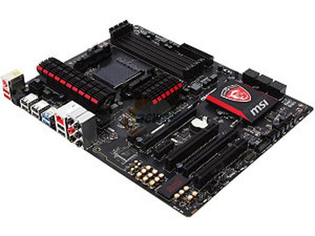 MSI 970 Gaming - Coś Dla Entuzjastów Gier