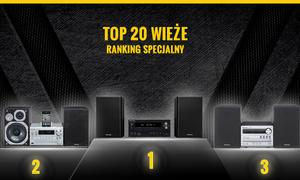 Jaką Wieżę Stereo Kupić - Zobacz Ścisłą Czołówkę w TOP 20!