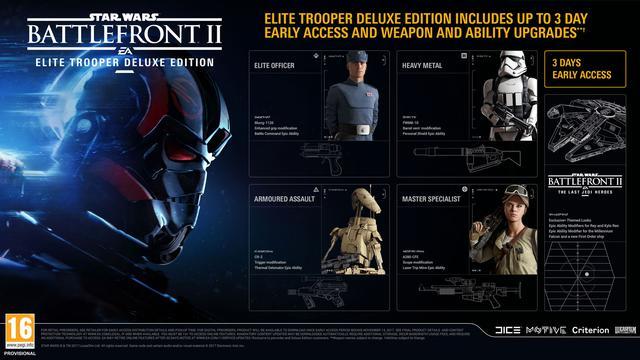 prezent na święta dla chłopaka - Star Wars Battlefront II Edycja Specjalna