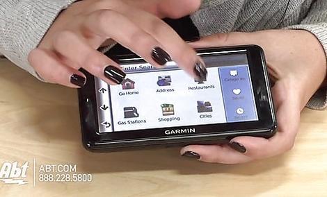 Garmin nuvi 2595LMT - 5-calowy ekran i obsługa głosowa