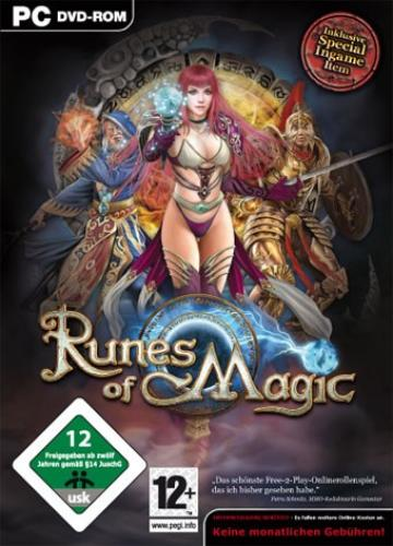Techland Runes of Magic PC