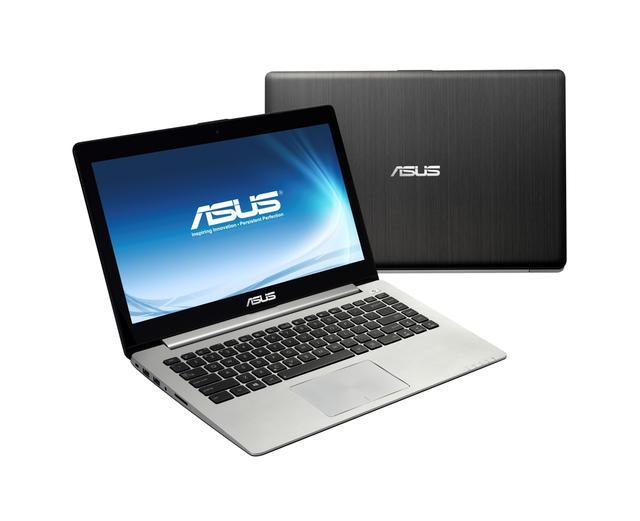 ASUS VivoBook S400 – 14-calowy notebook z dotykowym ekranem i Windows 8