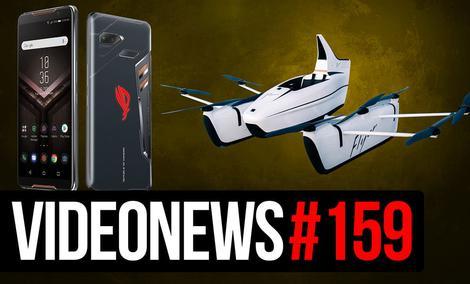 ROG Phone, Galaxy Note9 Opóźniony, Polska W Kosmosie - VideoNews #159