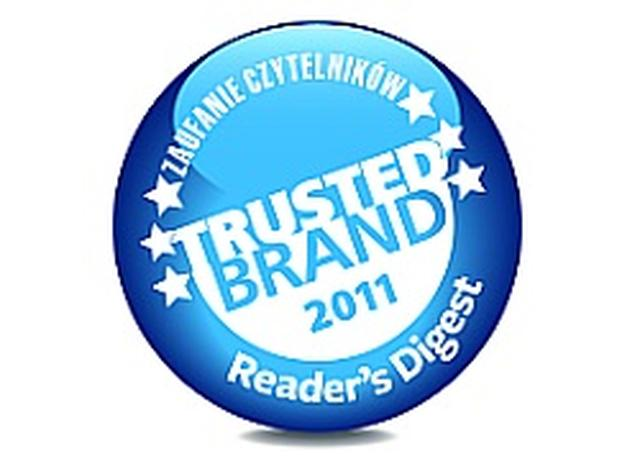 Marki Godne Zaufania według Reader's Digest