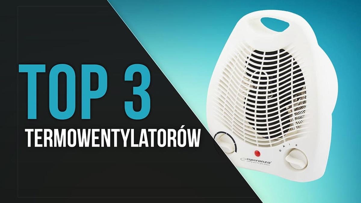 TOP 3 Termowentylatorów - Funkcjonalność Przez Cały Rok!