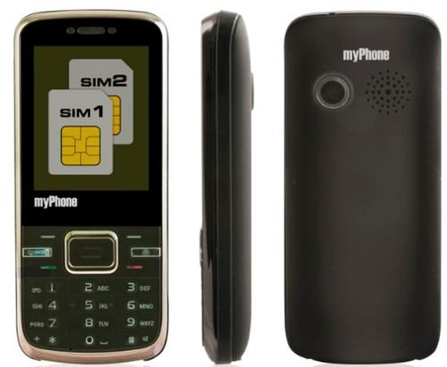 myPhone 3380 Midnight