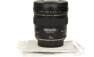 Canon EF 20MM 2.8 USM 2509A010