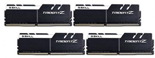 G.Skill Trident Z DDR4 4x16GB, 3600MHz, CL17 (F4-3600C17Q-64GTZKW)