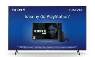 Sony KD-85XH8096 - RATY 0% - Do lipca nie płacisz!