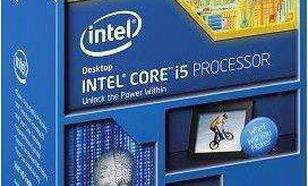 Intel Core i5-4670 BX80646I54670 928635 ( 3400 MHz (min) ; 3800 MHz (max) ; LGA 1150 ; BOX )
